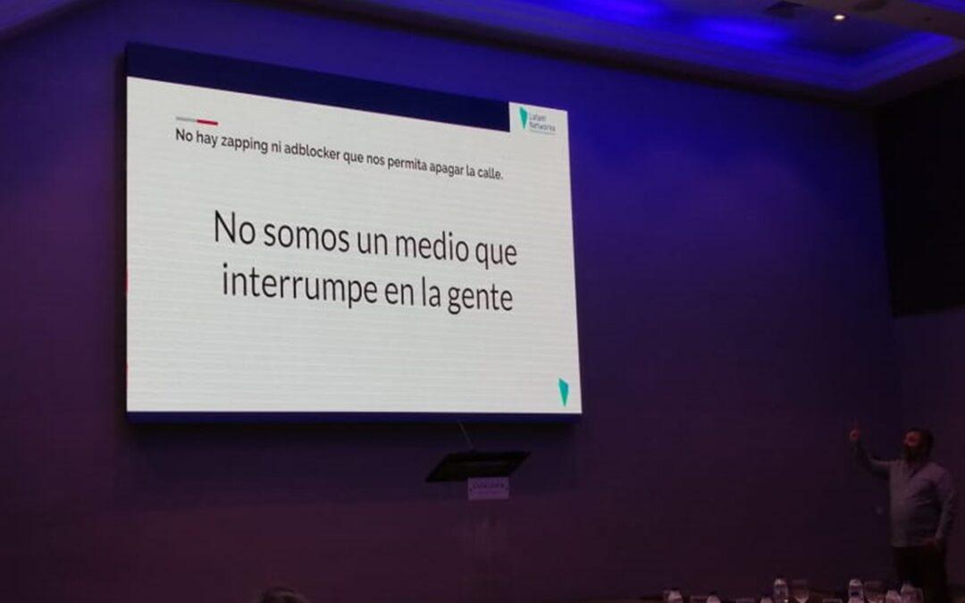 """Rep. Dominicana – Conferencia: """"Actualidad, Futuro y Tendencias del OOH"""""""