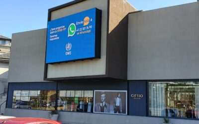 OMS – Campaña: Covid-19 Argentina