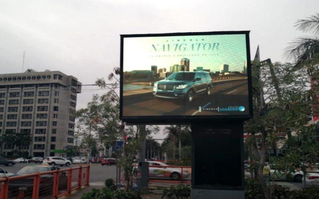 Lincoln Navigator – Campaña: Rep Dominicana