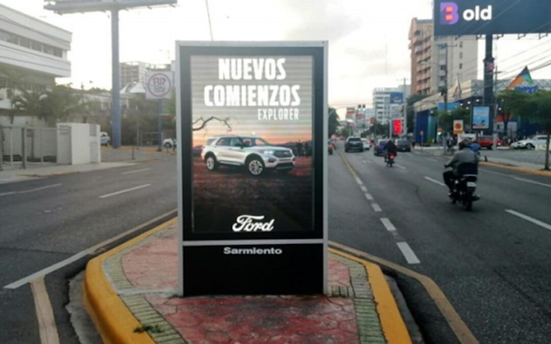 FORD EXPLORER 2021 – Campaña: Rep. Dominicana