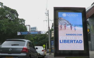 SANDOS (Hotels & Resorts) – Campaña Medellín